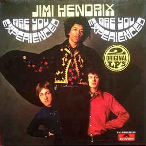 JIMI HENDRIX EXPERIENCE, THE - ARE YOU EXPERIENCED / AXIS BOLD AS LOVE German double album set, gatefold (2LP)