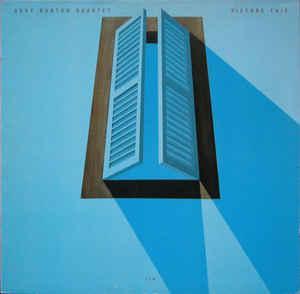 GARY BURTON QUARTET - PICTURE THIS German pressing (LP)