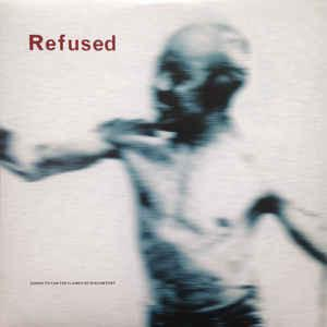 REFUSED - SONGS TO FAN THE FLAMES OF DISCONTENT Light Blue vinyl , 500 copies only (LP)