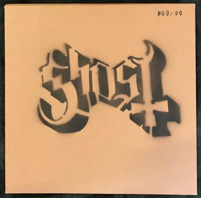 GHOST - 2018 ALBUMS PACKAGE Limited numbered edition of 99 copies (3LP)