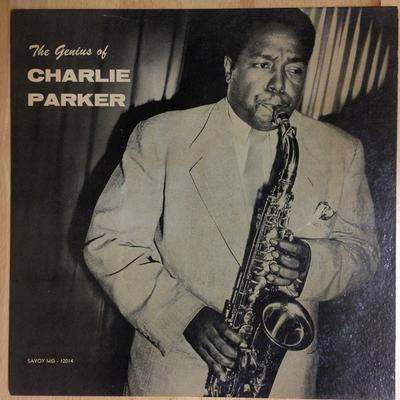 PARKER, CHARLIE - THE GENIUS OF CHARLIE PARKER Rare U.S. 1955 original! (LP)