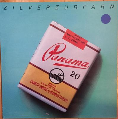 ZILVERZURFARN - PANAMA Comes With An Innersleeve (LP)