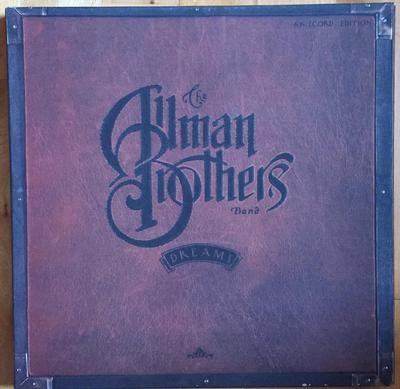 ALLMAN BROTHERS BAND, THE - DREAMS European Pressing With Innersleeves & Book (6LP)