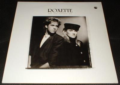 "ROXETTE - SOUL DEEP Very rare Canadian promo-only 12"" maxi! (12"")"
