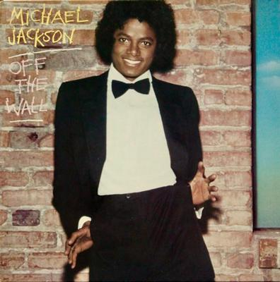 JACKSON, MICHAEL - OFF THE WALL Dutch 1986 re-issue (LP)