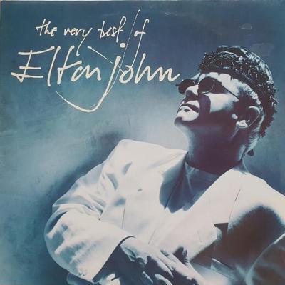 JOHN, ELTON - THE VERY BEST OF ELTON JOHN Compilation, 1990, double album (2LP)