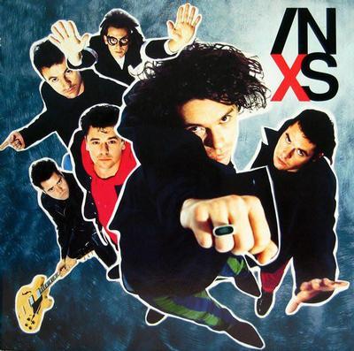 INXS - X Dutch pressing, gatefold (LP)