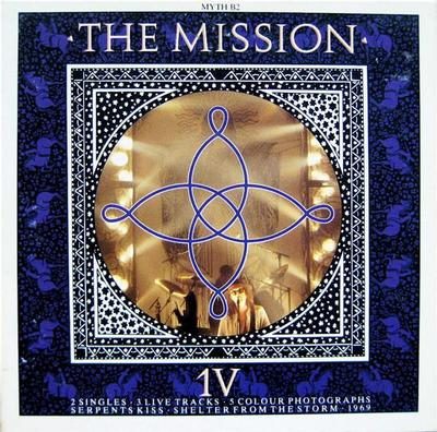 "MISSION, THE - WASTELAND Ltd 2x7"" box set (7"")"