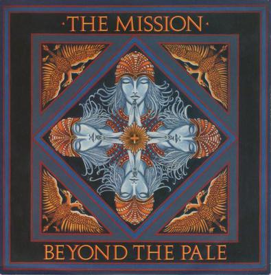 "MISSION, THE - BEYOND THE PALE / TADEUSZ (1912-1988) UK ps (7"")"