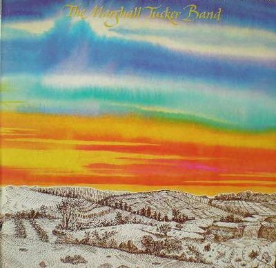 MARSHALL TUCKER BAND, THE - THE MARSHALL TUCKER BAND U.S. pressing, gatefold (LP)