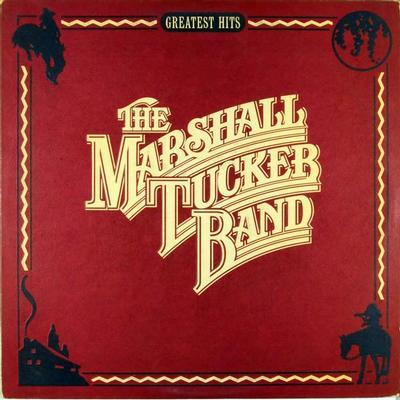 MARSHALL TUCKER BAND, THE - GREATEST HITS U.S. pressing (LP)