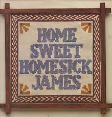HOMESICK JAMES - HOME SWEET HOMESICK JAMES UK blue vinyl edition (LP)