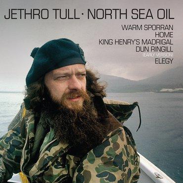 """JETHRO TULL - NORTH SEA OIL RSD 2019, (10"""")"""