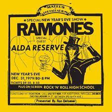 RAMONES - LIVE AT THE PALLADIUM NEW YORK 12/31/79 RSD 2019 (2LP)