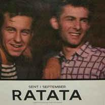 RATATA - SENT I SEPTEMBER (LP)