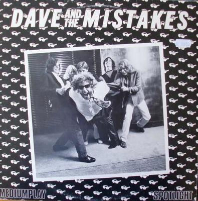 DAVE & THE MISTAKES - DAVE AND THE MISTAKES (LP)