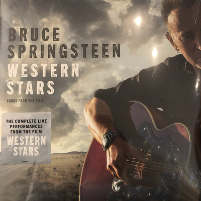 SPRINGSTEEN, BRUCE - WESTERN STARS - SONGS FROM THE FILM (2LP)