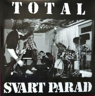 SVART PARAD - TOTAL SVART PARAD 2Lp with bonus CD, Limited edition 350 copies (2LP)