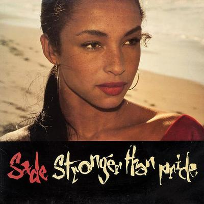 SADE - STRONGER THAN PRIDE Dutch pressing (LP)