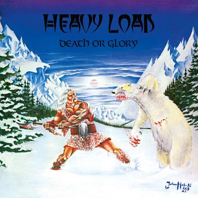 HEAVY LOAD - DEATH OR GLORY Deluxe reissue LP+CD (LP)