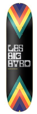 LES BIG BYRD - MANNEN STRIPES SKATEBOARD Limited Edition 40 copies (ACC)