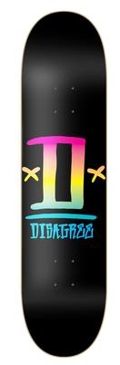 D-LOGO - DISAGREE & BUSY-B SKATEBOARD Limited Edition 40 copies (ACC)