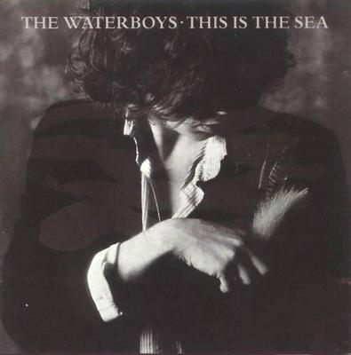 WATERBOYS, THE - THIS IS THE SEA U.S. pressing (LP)