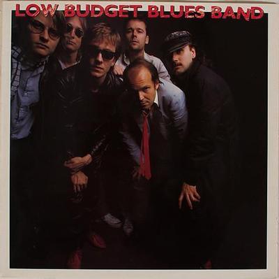 LOW BUDGET BLUES BAND - LOW BUDGET BLUES BAND (LP)