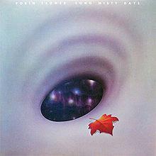TROWER, ROBIN - LONG MISTY DAYS Swedish pressing (LP)