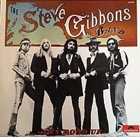 STEVE GIBBONS BAND - ANY ROAD UP German pressing, insert (LP)