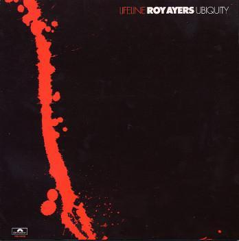 ROY AYERS UBIQUITY - LIFELINE U.S. pressing, gatefold sleeve (LP)