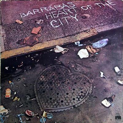 BARRABAS - HEART OF THE CITY German pressing (LP)