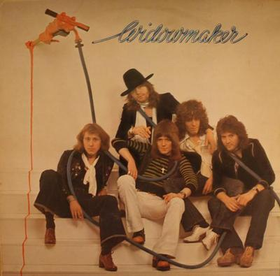 WIDOWMAKER - WIDOWMAKER UK pressing (LP)