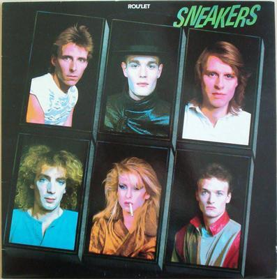 SNEAKERS - ROU'LET With Sanne Salomonsen (LP)