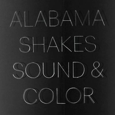 ALABAMA SHAKES - SOUND AND COLOR Clear vinyl, USA import (2LP)