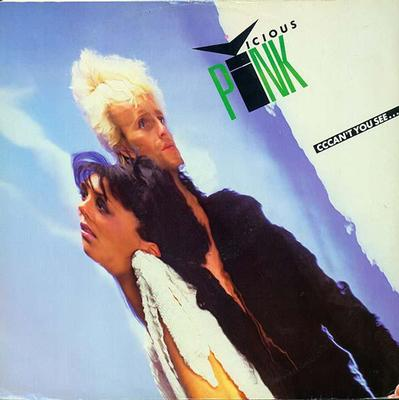 "VICIOUS PINK - CCCAN'T YOU SEE... Nice danceable 1984 synthpop (12"")"