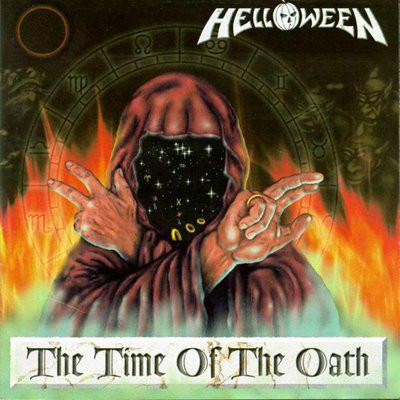 HELLOWEEN - THE TIME OF THE OATH 1996 Album (LP)