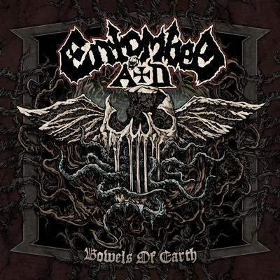 ENTOMBED - BOWELS OF EARTH LP+CD+Poster (LP)