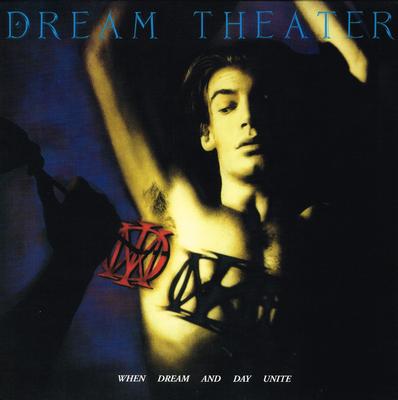 DREAM THEATER - WHEN DREAM AND DAY UNITE 180g (LP)