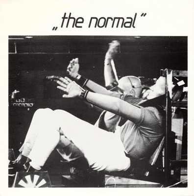 """NORMAL, THE - T.V.O.D. / Warm Leatherette Classic first Mute single (7"""")"""