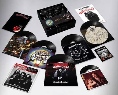 MOTÖRHEAD - 1979 Massive Box Set, see comments for content. (LP-BOX)