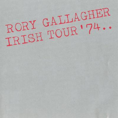 GALLAGHER, RORY - IRISH TOUR '74 Double album, 1988 re-issue (2LP)