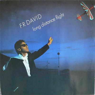 F.R. DAVID - LONG DISTANCE FLIGHT Rare French pressing (LP)
