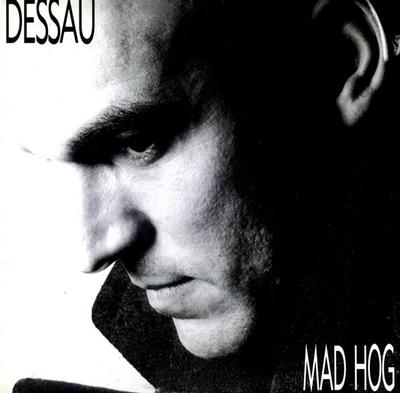 "DESSAU - MAD DOG U.S. maxi single (12"")"