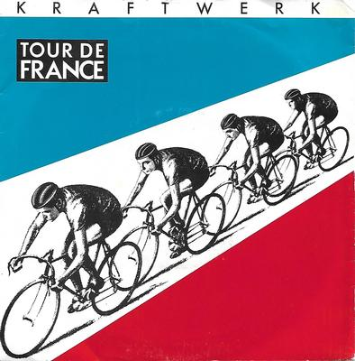 "KRAFTWERK - TOUR DE FRANCE UK ps (7"")"