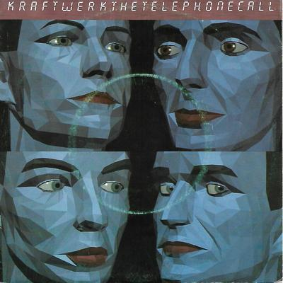"KRAFTWERK - THE TELEPHONE CALL / DER TELEFON ANRUF Dutch ps (7"")"