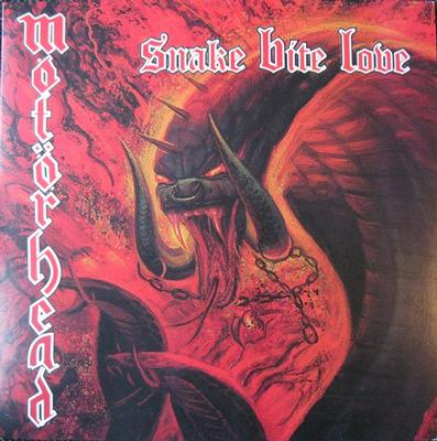 SNAKE BITE LOVE   re-issue