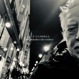 "LUNDELL, ULF - STOCKHOLM I DECEMBER Röd vinyl (10"")"