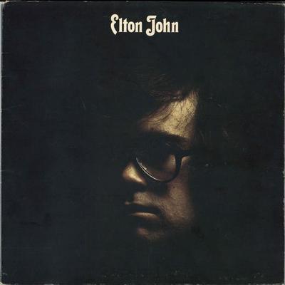 JOHN, ELTON - S/T Scandinavian pressing, gatefold sleeve (LP)