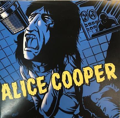 "COOPER, ALICE - SON OF BILLION DOLLAR BABIES / Slick black Limousine (7"")"